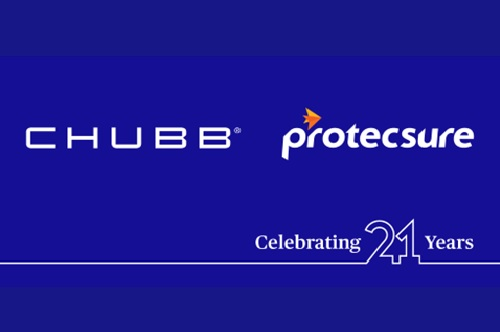 Chubb and Protecsure – 21 years of partnership