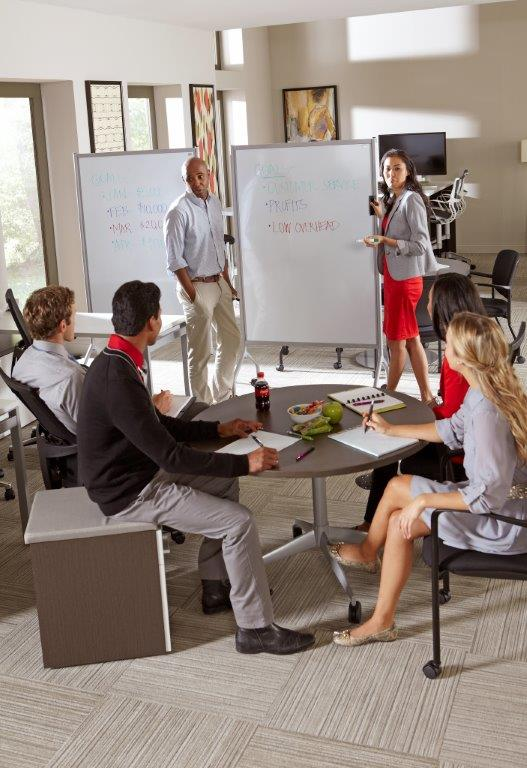 Is your company's office design harming staff productivity?