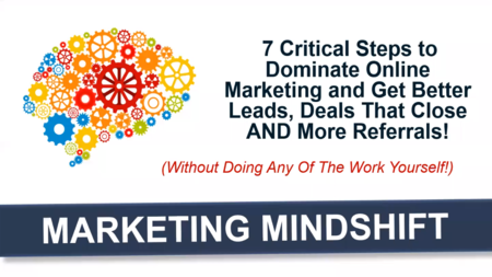Learn the 7 critical steps to dominate online