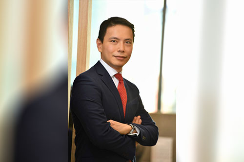 Ed hires David Lim for double APAC role