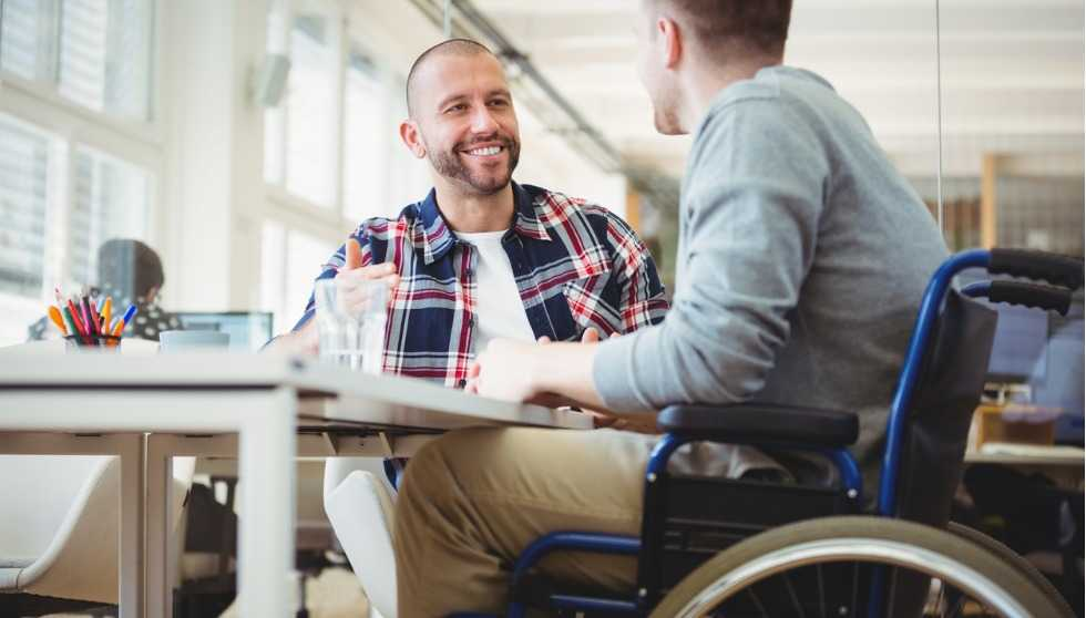 Opinion: Embracing change - closing the disability employment gap