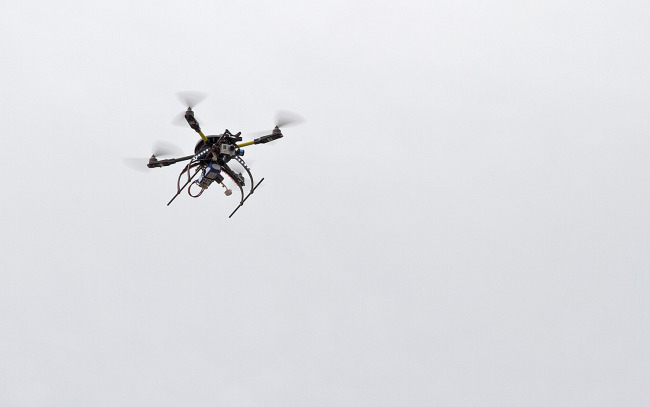 Another national insurer embraces drones for claims management