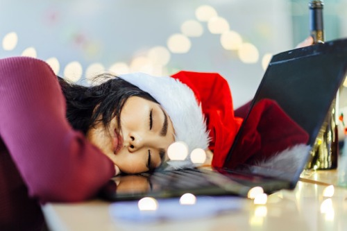 This is how much productivity the holidays cost you