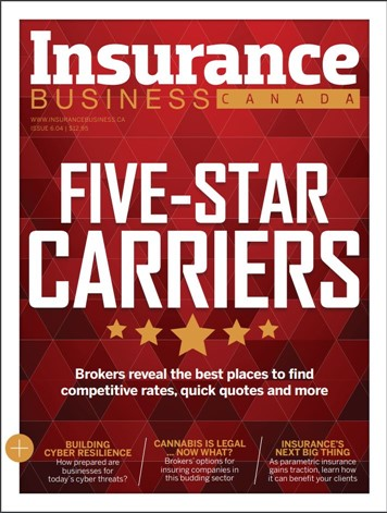 Insurance Business Magazine 6.04