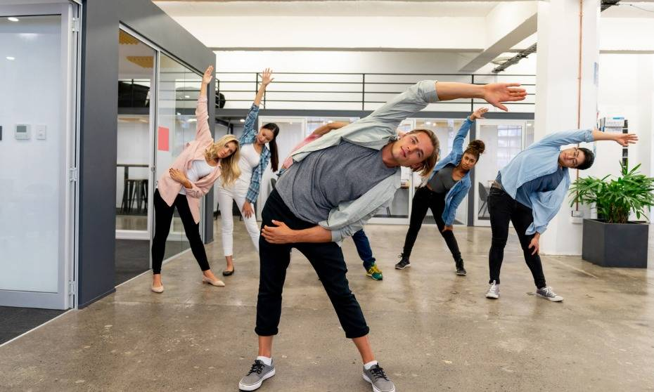 Should HR encourage exercise at work?