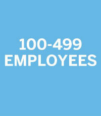 100-499 EMPLOYEES