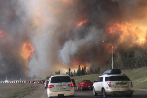 Fort McMurray wildfire hits reinsurance sector hard