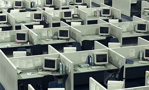 Why 1 in 3 think the humble office is doomed