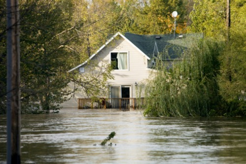 Low flood insurance penetration leaving mark on people, properties, and the economy