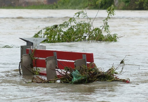 Once-in-a-century floods no longer low risk