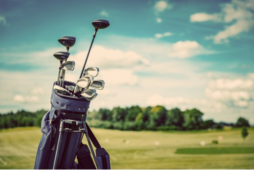 Gallagher team takes third place at golf event