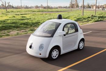 Self driving Google car could be at fault in crash
