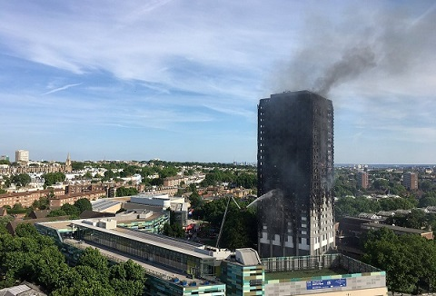 Revealed: Hundreds of UK apartment blocks share Grenfell Tower fire hazard