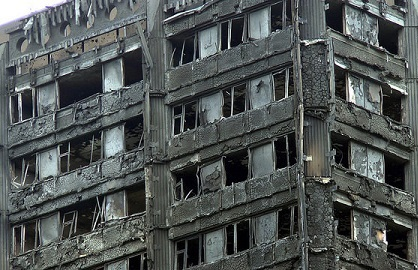 """Grenfell Tower was """"knowingly"""" supplied with flammable panels"""