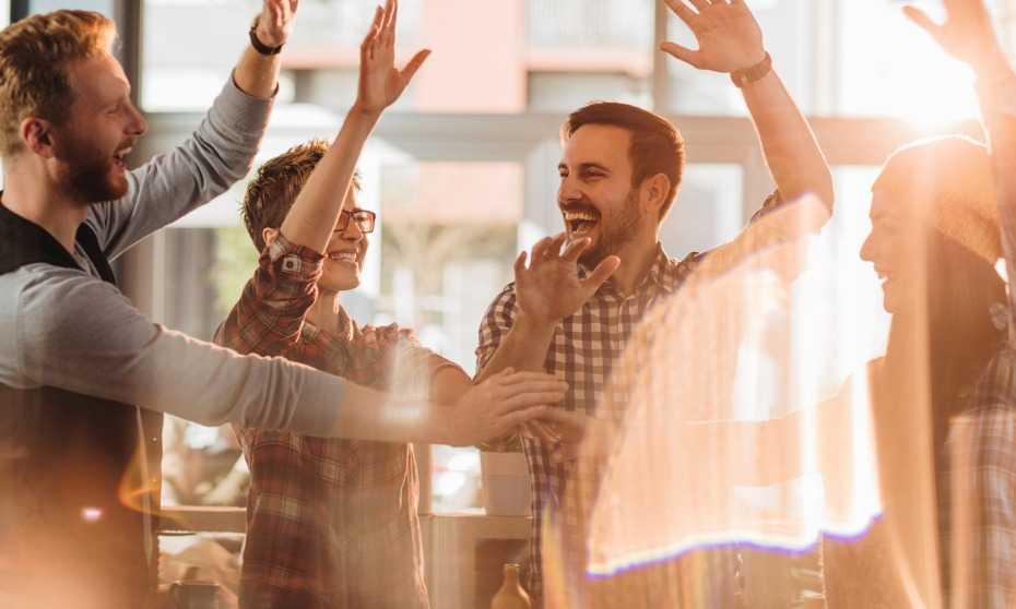 Six core values that define a successful corporate culture