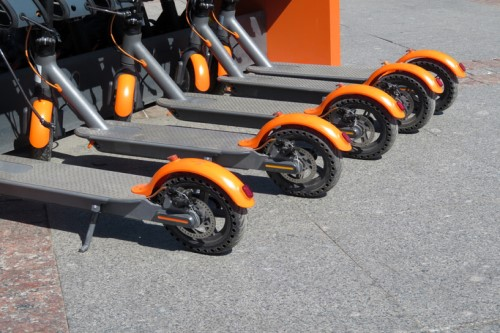 Lime launches scooters in Hutt Valley