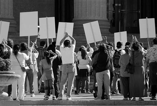 ACC advisors go on strike