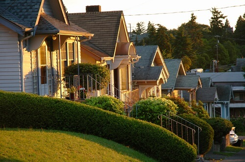 Is the US housing market nearing full potential?