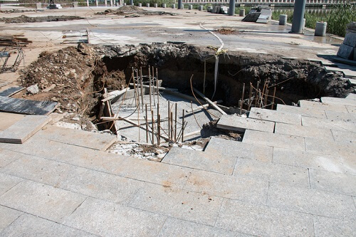 The 'angst-inspiring' insurance reality of sink holes – Chubb