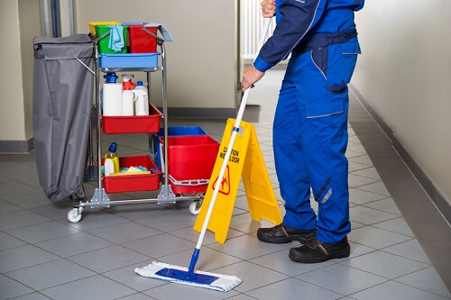 QBE North America sets up janitorial insurance program in the US