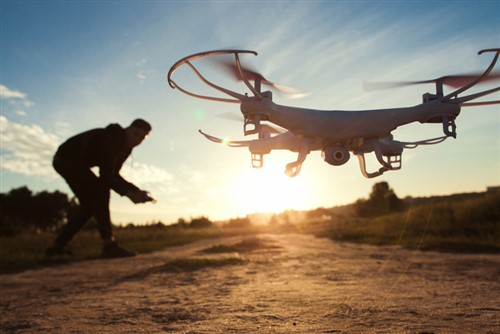 How drones could help you manage risk