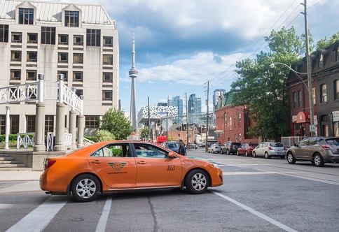 Toronto taxi drivers face steep insurance premium increases