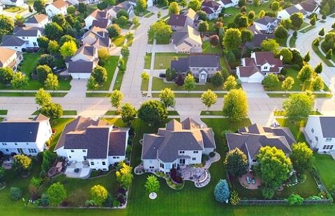 Suburbs in some large metros face heaviest financial burden
