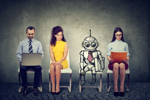 Why do 93% of employees want a robot colleague?