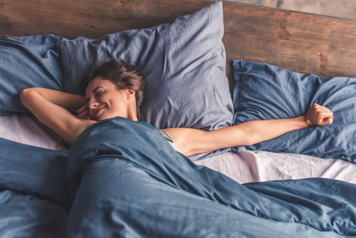 Eight tips for getting a better night's sleep for better productivity