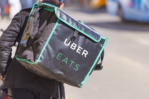 Uber Eats to offer its own insurance to couriers in Ontario