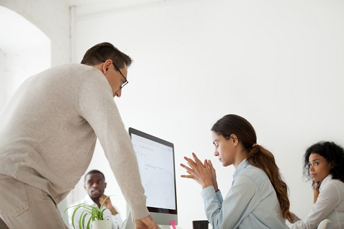 Overcoming sexism in the workplace