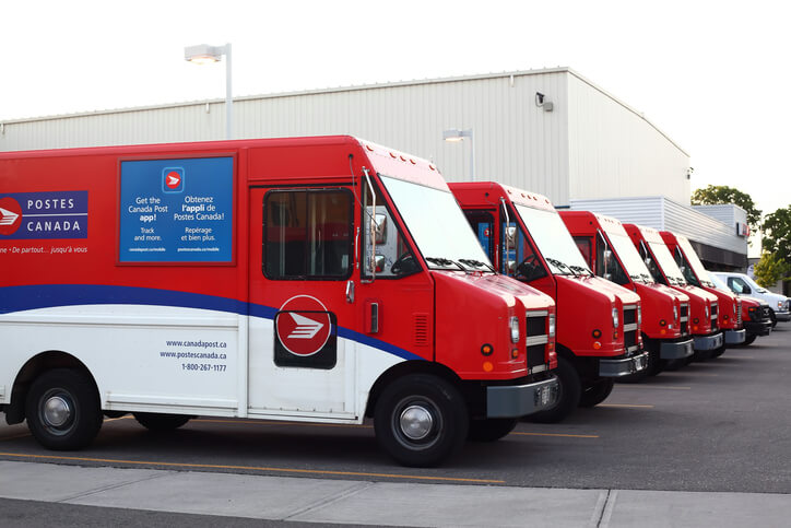 Rotating Canada Post strikes move to Quebec