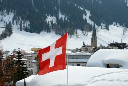 Environment, Technology key takeaways for risk managers at Davos