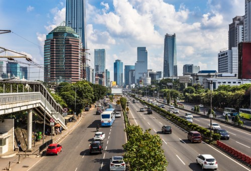 Indonesian conglomerate makes hefty investment in insurance, transportation