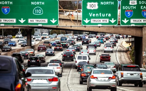 California's drivers revealed as the nation's worst