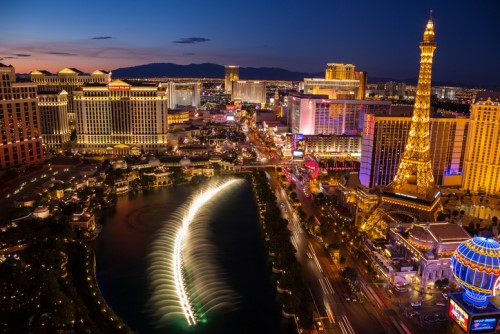 RE/MAX agents head to Vegas for international meet-up