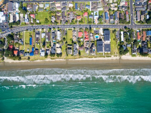 Insuring coastal homes amid climate change