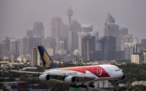 Singapore Airlines says job cuts are possible in business review