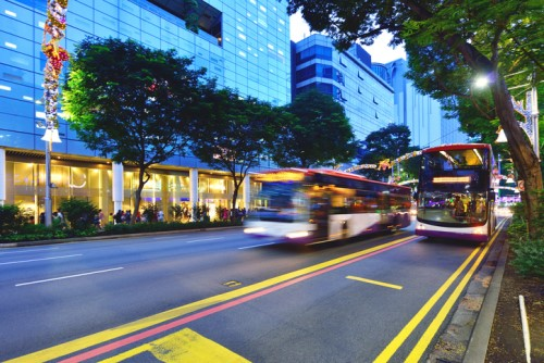 Self-driving buses coming to three Singapore towns