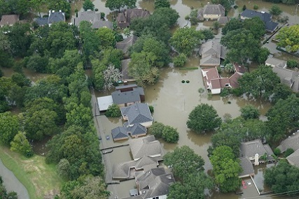 Farmers Insurance tells of trials of dealing with Hurricane Harvey