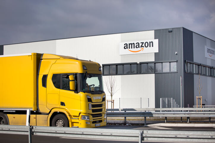 Amazon denies workers are treated unfairly