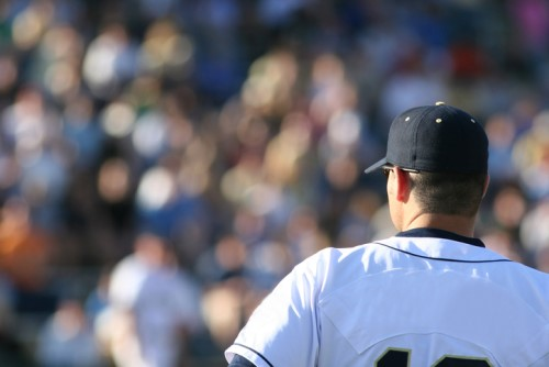 The lure of baseball for insurance marketing