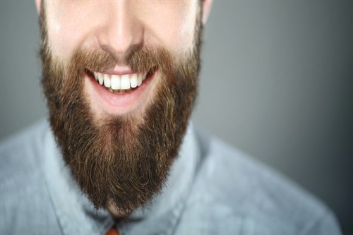 So you want to insure your beard?