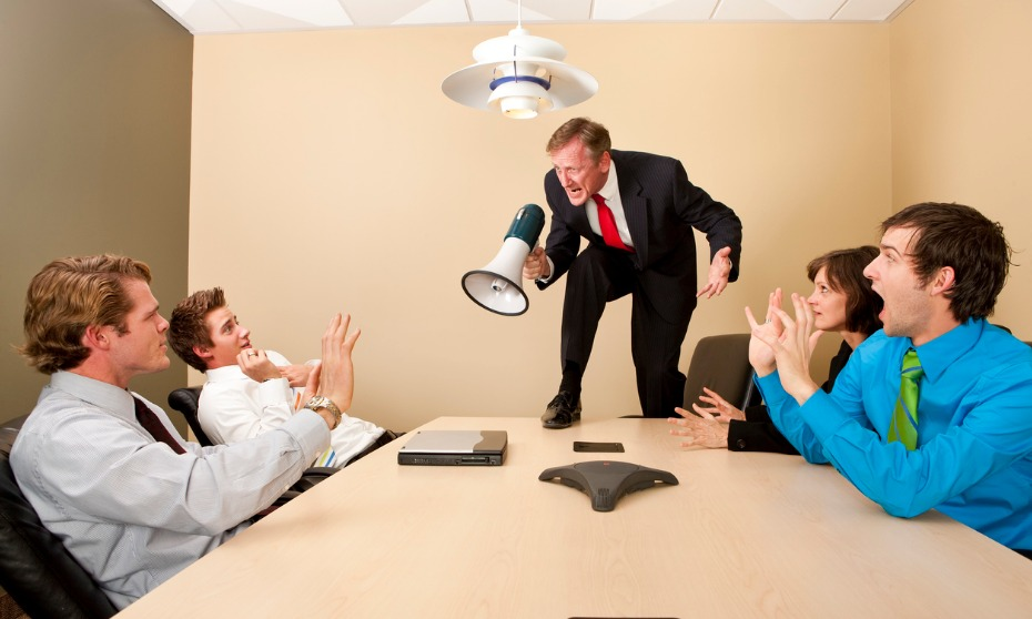 Is your boss a corporate psychopath?