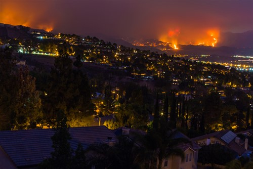 More homes at risk from wildfires says study