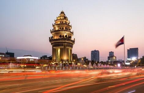 AIA opens doors in Cambodia