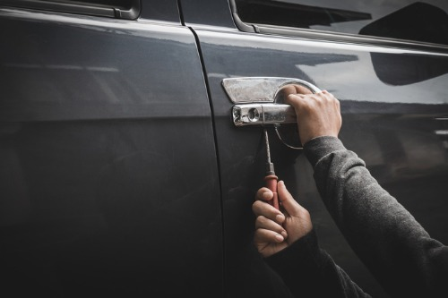 The area with the UK's highest car theft rate is…