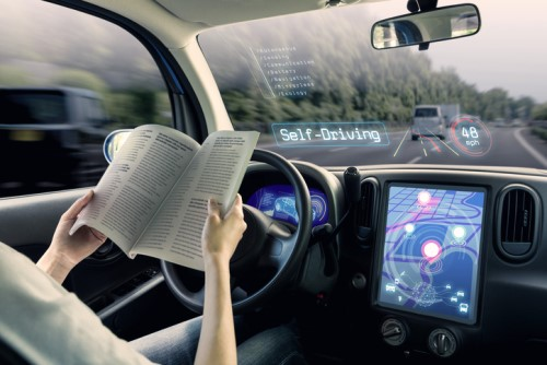 New vehicle technologies to disrupt insurance sector