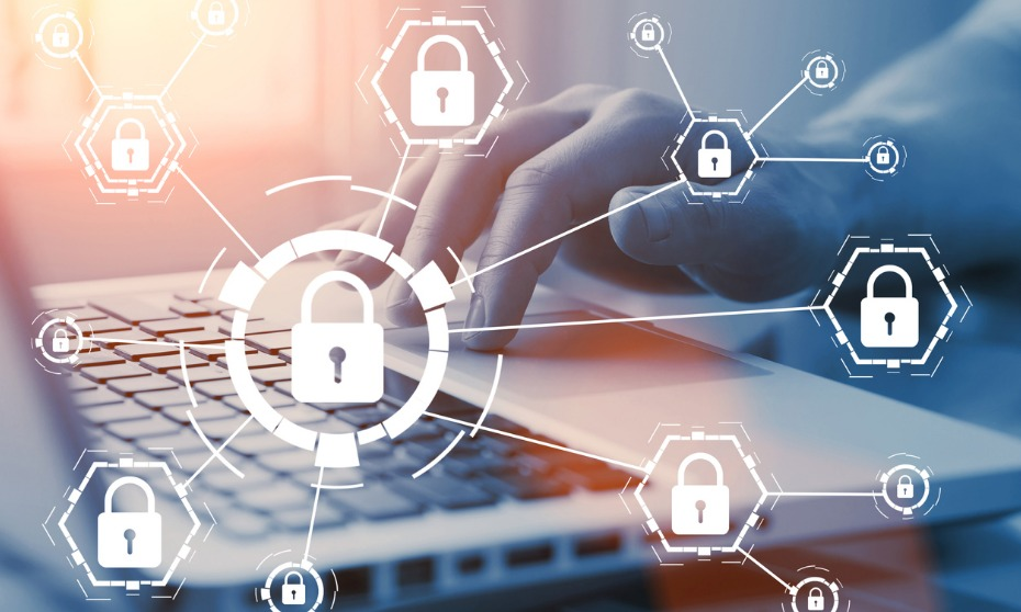 How can employers control data security?