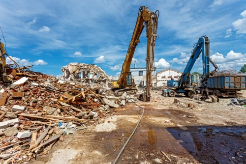 Insurance availability drives demolitions in city
